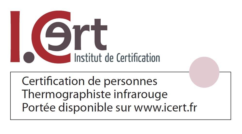 certifié expert icert